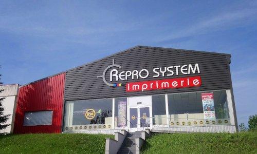 Imprimerie ReproSystem - Vesoul