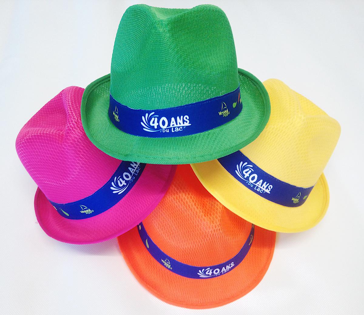 Chapeaux BRAZ pour événement